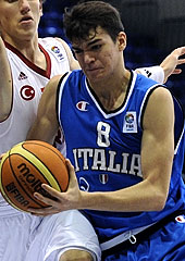 Pierfrancesco Oliva (Italy)